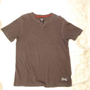 😁5/$25 Point Zero gray t-shirt Size M